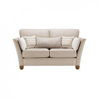Gainsborough 2 Seater Sofa in Beige with Beige Scatters