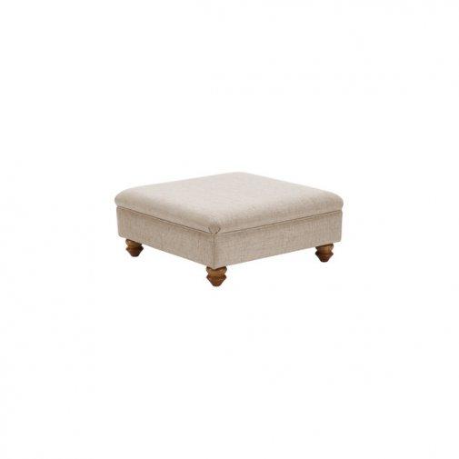 Gainsborough Footstool in Beige