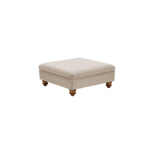 Gainsborough Footstool in Beige