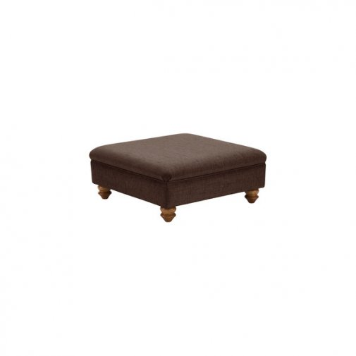 Gainsborough Footstool in Brown