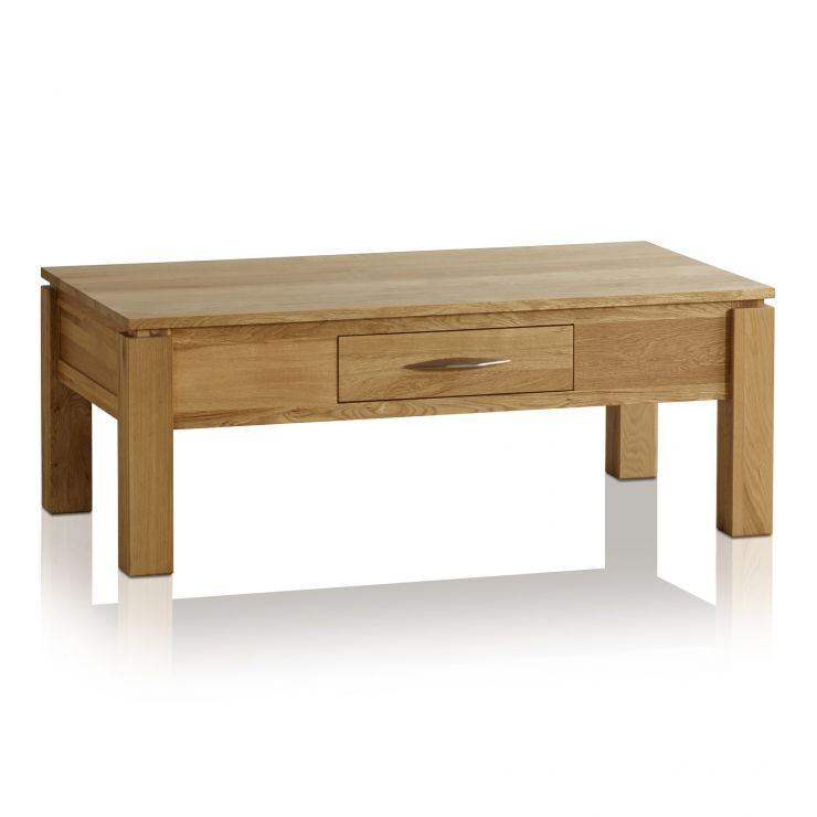 Galway Natural Solid Oak Coffee Table