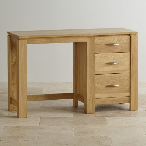 Galway Natural Solid Oak Dressing Table