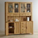 Galway Natural Solid Oak Large Dresser - Thumbnail 3