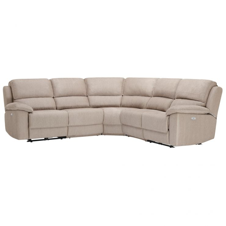 Goodwood Electric Reclining Modular Group 3 in Silver - Image 10