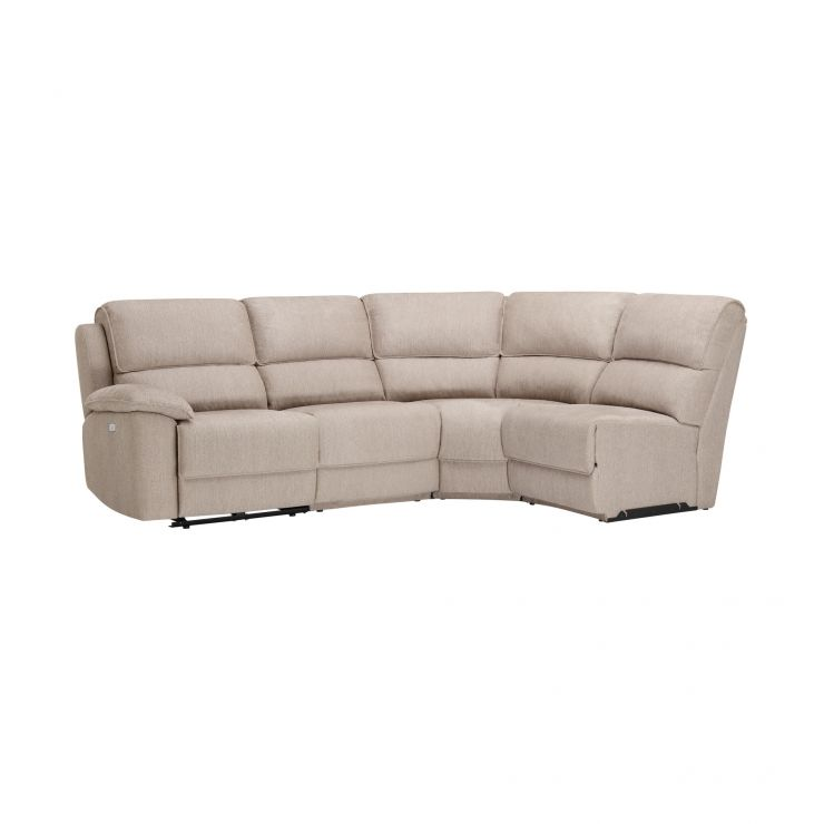 Goodwood Electric Reclining Modular Group 4 in Silver - Image 9