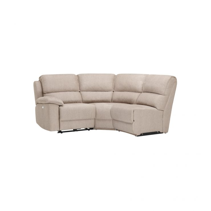Goodwood Electric Reclining Modular Group 6 in Silver