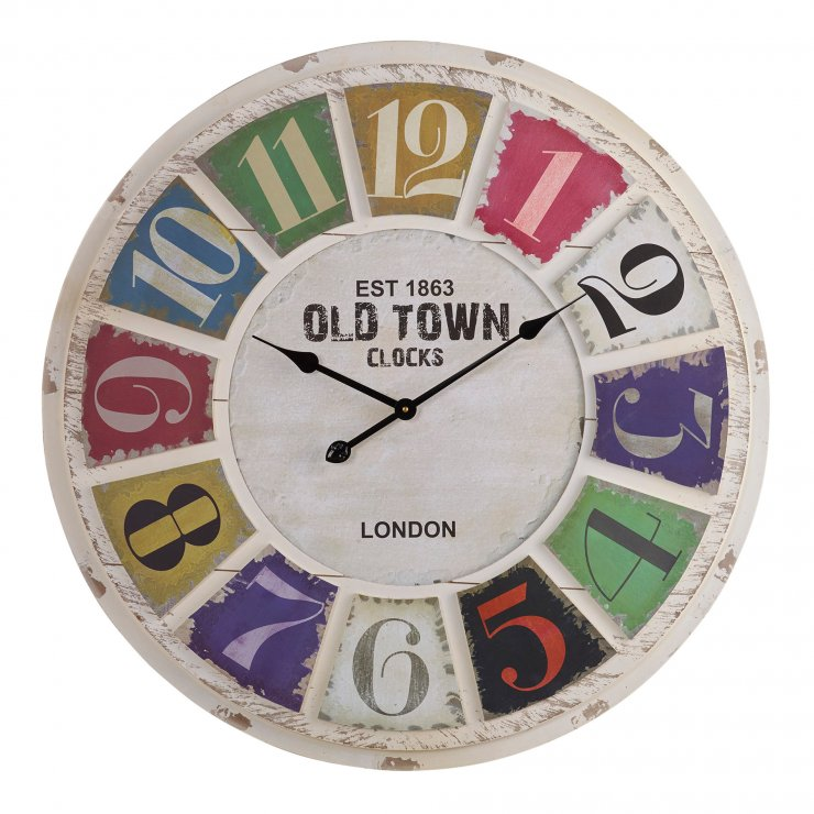 Havana Wall Clock
