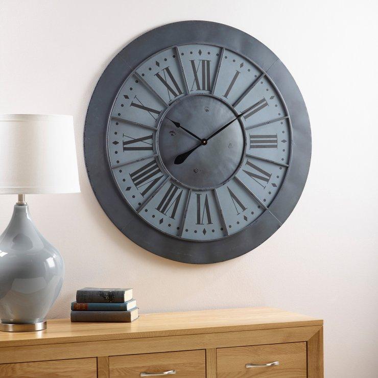 Herald Wall Clock - Image 2