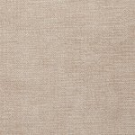 Jasmine 2 Seater Sofa Bed with Standard Mattress in Cosmo Linen with Bamboo Taupe Scatters - Thumbnail 2