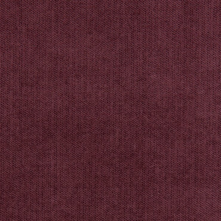 Jasmine 2 Seater Sofa Bed with Standard Mattress in Plum with Raspberry Scatters