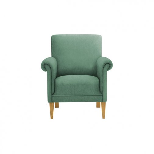 Jasmine Accent Chair in Cosmo Jade