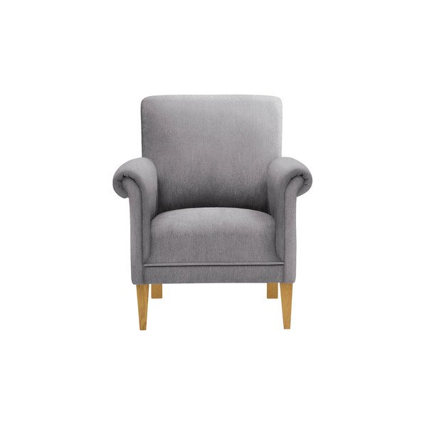 Jasmine Accent Chair in Cosmo Pewter