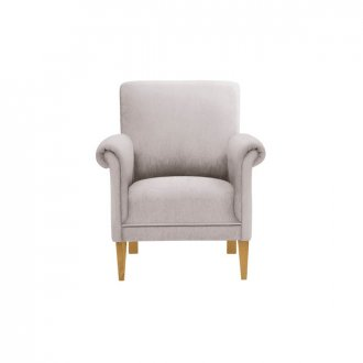 Jasmine Accent Chair in Cosmo Silver