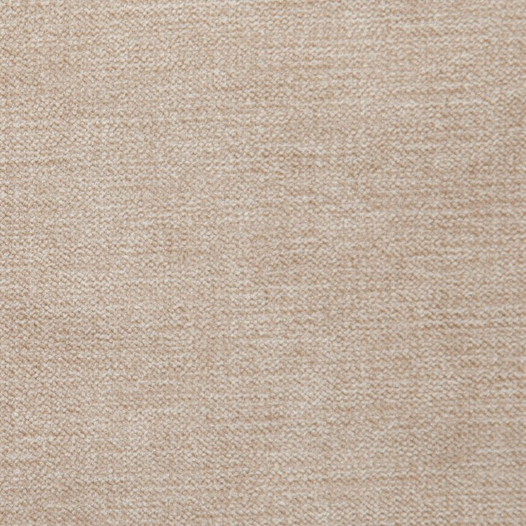 Jasmine Armchair Sofa Bed with Standard Mattress in Cosmo Linen with Bamboo Taupe Scatters