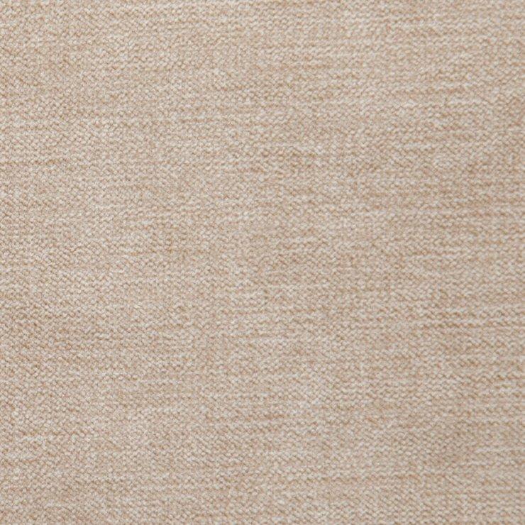 Jasmine Footstool in Cosmo Linen Fabric