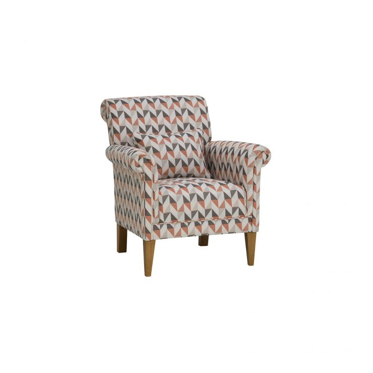 Jensen Coral Accent Chair - Image 1
