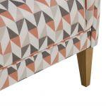 Jensen Coral Accent Chair - Thumbnail 6