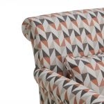 Jensen Coral Accent Chair - Thumbnail 4