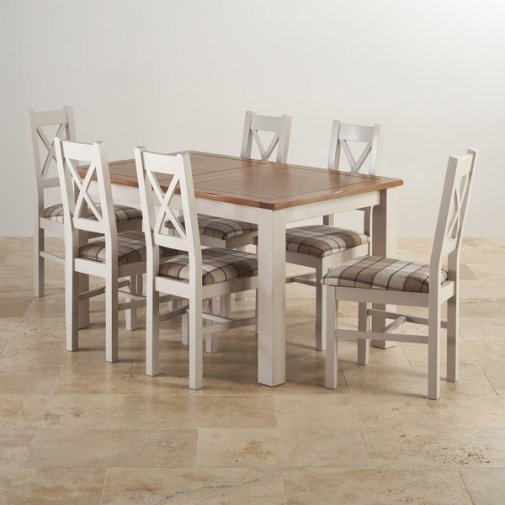 Dining Set - Dining Table And Chairs | Oak Furniture Land