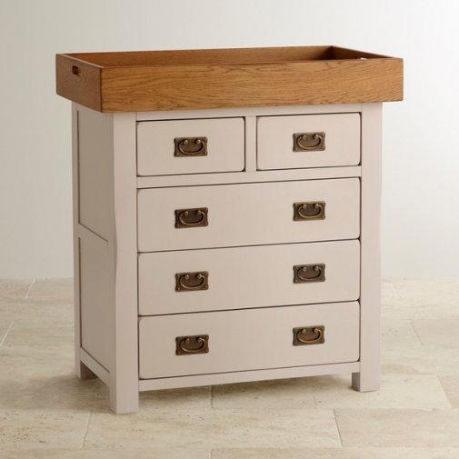 Painted Furniture The Kemble Range Oak Furniture Land