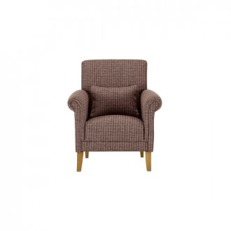 Kirby Accent Chair in Hopscotch Jewel