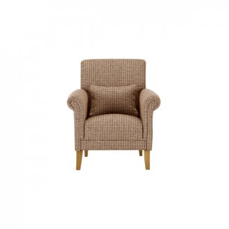 Kirby Accent Chair in Hopscotch Oatmeal