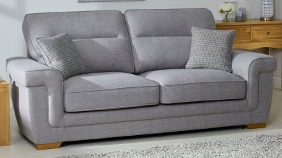 Fabric Sofas 7 Day Delivery Available Oak Furniture Land