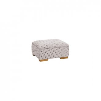 Kirby Storage Footstool - Blockbuster Slate