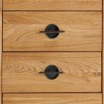 Kyoto Natural Solid Oak Large Sideboard - Thumbnail 4