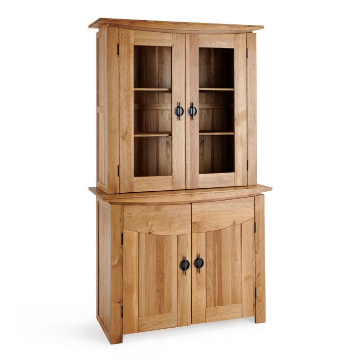 Kyoto Natural Solid Oak Small Dresser