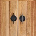 Kyoto Natural Solid Oak Small Sideboard - Thumbnail 4