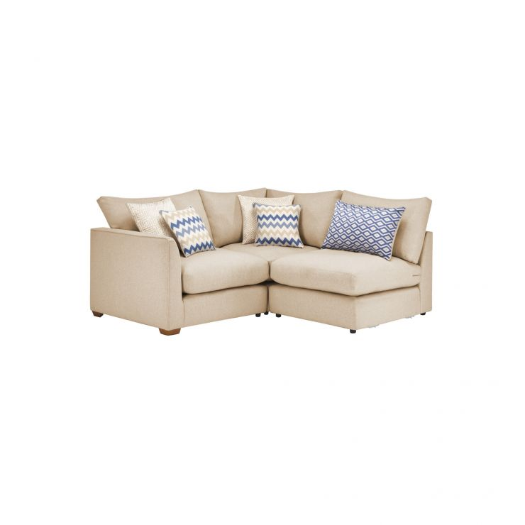 Maddox Modular Group 6 in Eleanor Beige with Cream Scatters - Image 1