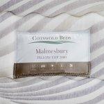 Malmesbury Pillow-top 2000 Pocket Spring Double Mattress - Thumbnail 2