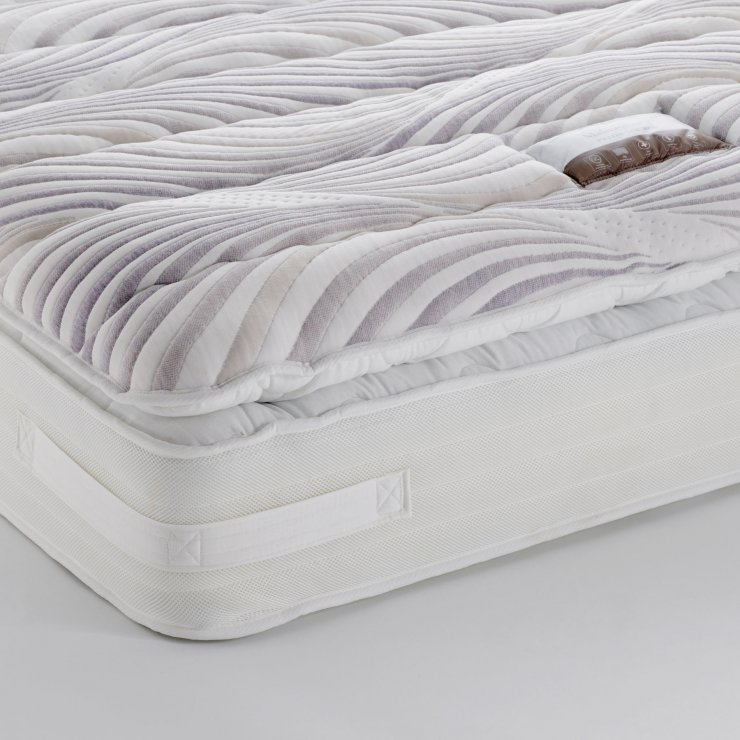 Malmesbury Pillow-top 2000 Pocket Spring King-size Mattress - Image 4