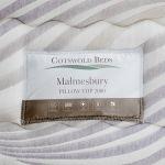 Malmesbury Pillow-top 2000 Pocket Spring Single Mattress - Thumbnail 2