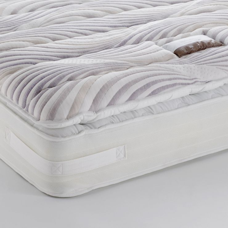 Malmesbury Pillow-top 2000 Pocket Spring Super King-size Mattress - Image 4