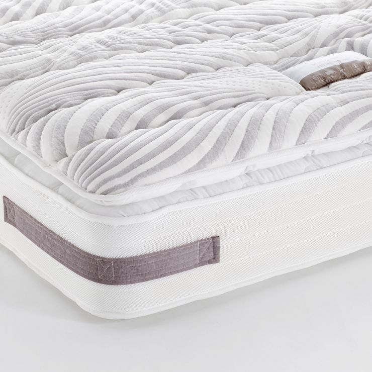 Malmesbury Pillow-top 3000 Pocket Spring Single Mattress