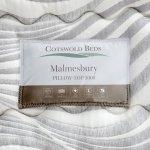 Malmesbury Pillow-top 3000 Pocket Spring Super King-size Mattress - Thumbnail 2