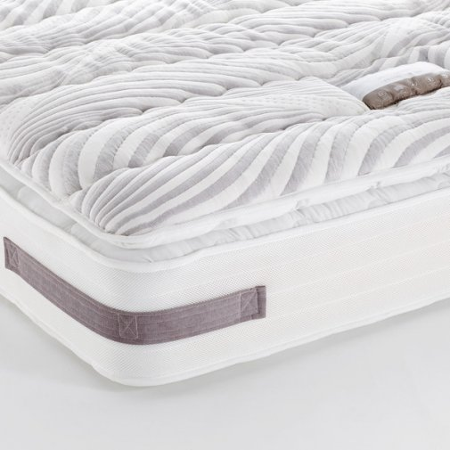 Malmesbury Pillow-top 3000 Pocket Spring Super King-size Mattress