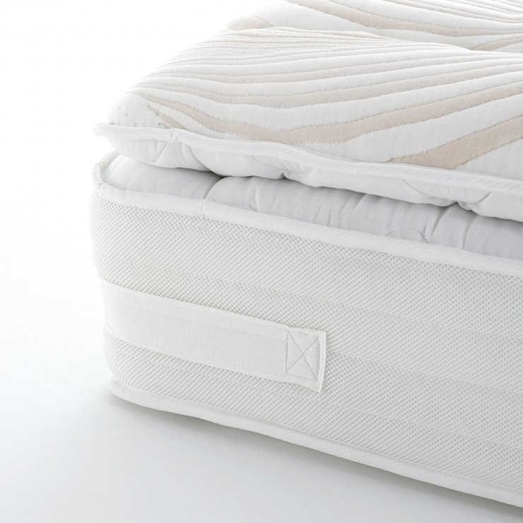 Malmesbury Pillow-top 4000 Pocket Spring Double Mattress