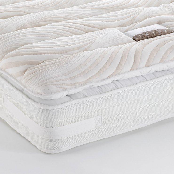 Malmesbury Pillow-top 4000 Pocket Spring Single Mattress - Image 3