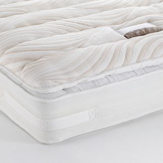 Malmesbury Pillow-top 4000 Pocket Spring Super King-size Mattress