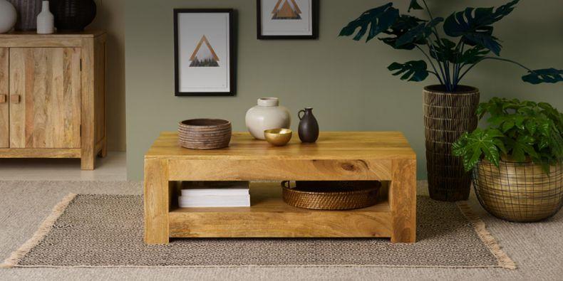 Hardwood & Mango Furniture