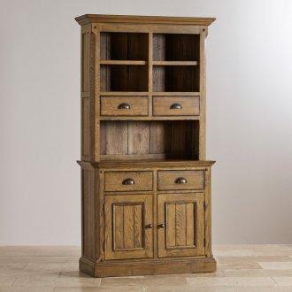 Manor House Vintage Solid Oak Small Dresser