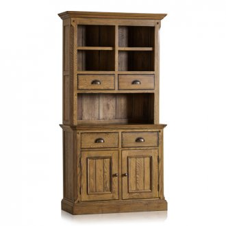 Manor House Vintage Solid Oak Small Dresser