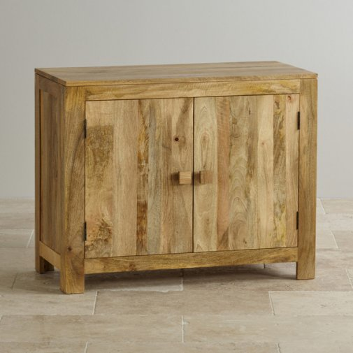 Mantis Light Natural Solid Mango Small Sideboard