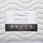 Marlborough Posture Pocket 6000 Pocket Spring Single Mattress - Thumbnail 2