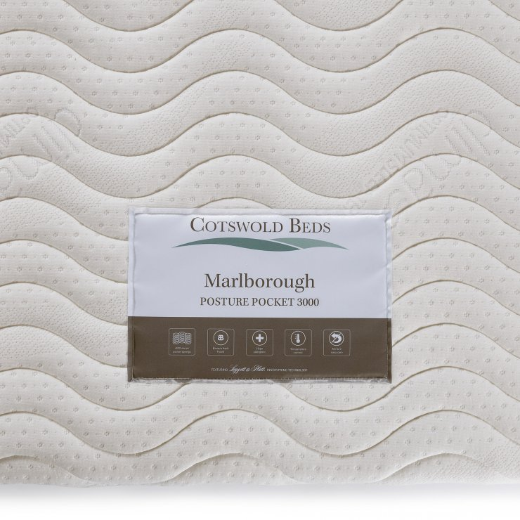 Marlborough Posture Pocket 3000 Pocket Spring Single Mattress