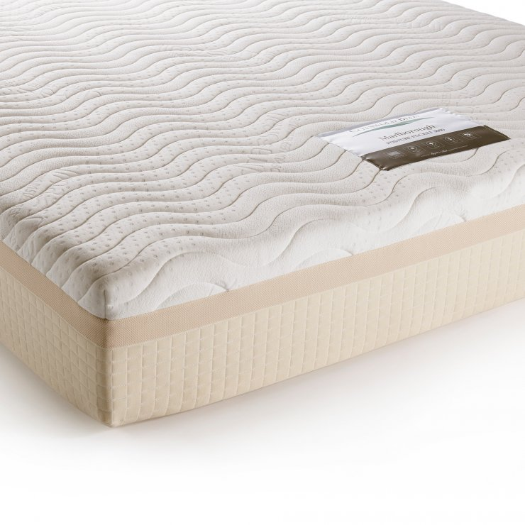 Marlborough Posture Pocket 3000 Pocket Spring Super King-size Mattress - Image 1