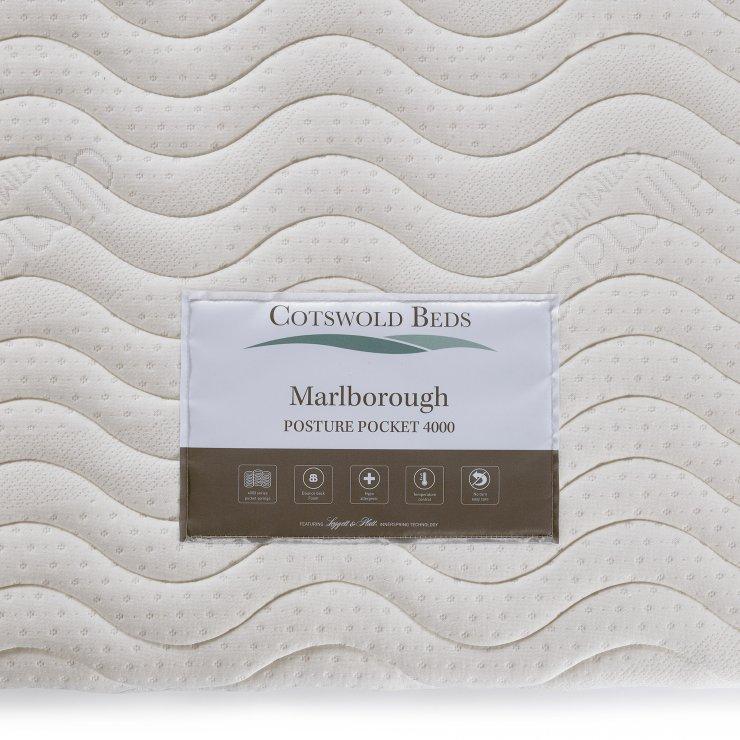 Marlborough Posture Pocket 4000 Pocket Spring Super King-size Mattress